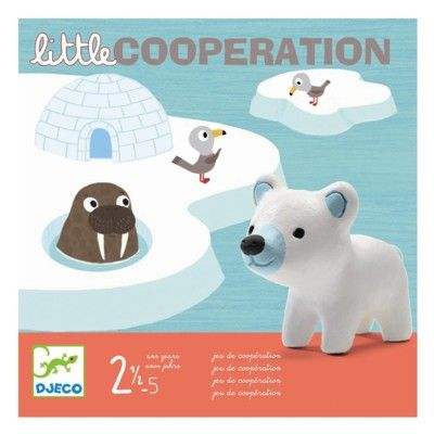 Spil - Little cooperation - Djeco