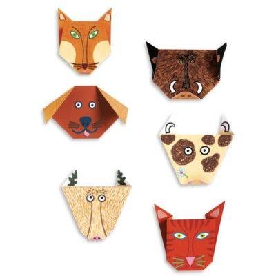 Origami, dyr - Djeco