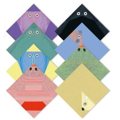 Origami, polardyr - Djeco