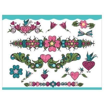 Tatoveringer - blomster