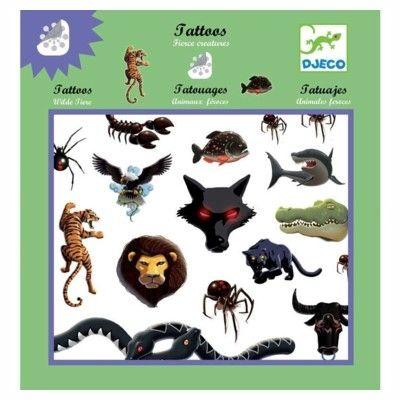 Tatoveringer - dyr