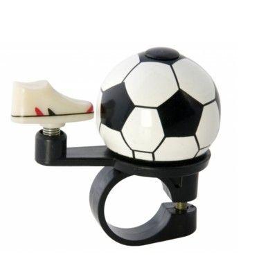 Ringeklokke til cykel - fodbold - Liix