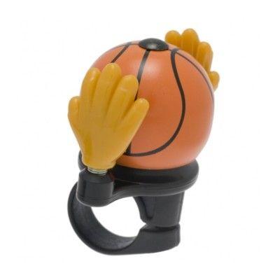 Ringeklokke til cykel - basketball - Liix