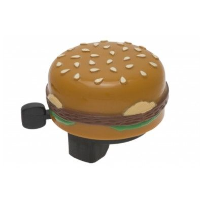 Ringeklokke til cykel - hamburger - Liix