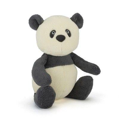 Panda med lyd - bamse - 28 cm - Jellycat