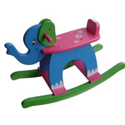 Gyngedyr - Elefant