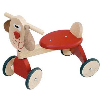 Køredyr - hund